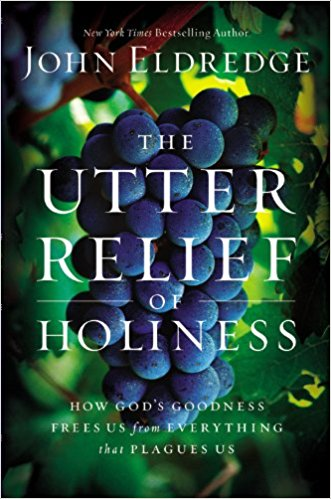 Book Review:  The Utter Relief of Holiness